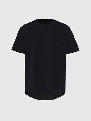 T-ZAFIR, Noir - T-Shirts