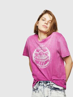 T-FLAVIA-IA, Rose - T-Shirts