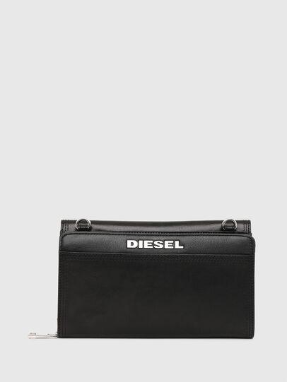 Diesel - DUPLET LCLT, Noir - Portefeuilles Zippés - Image 2