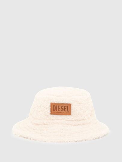 Diesel - C-TEDBUCK, Blanc - Chapeaux - Image 1