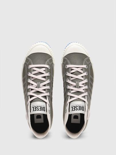 Diesel - S-YUK MC, Vert/Bleu - Baskets - Image 5