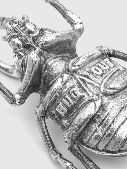 Diesel - 10887 WUNDERKAMMER, Gris argenté - Accessoires de Maison - Image 4