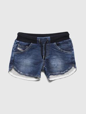 PRONNY JOGGJEANS, Bleu moyen - Shorts