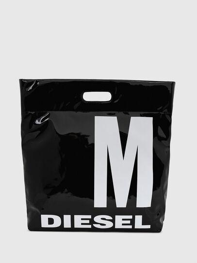 Diesel - F-LITT-HER M, Noir - Cabas et Sacs d'Épaule - Image 1