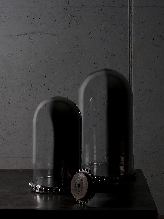 Diesel - 10942 GHOST SHELL, Gris argenté - Accessoires de Maison - Image 4