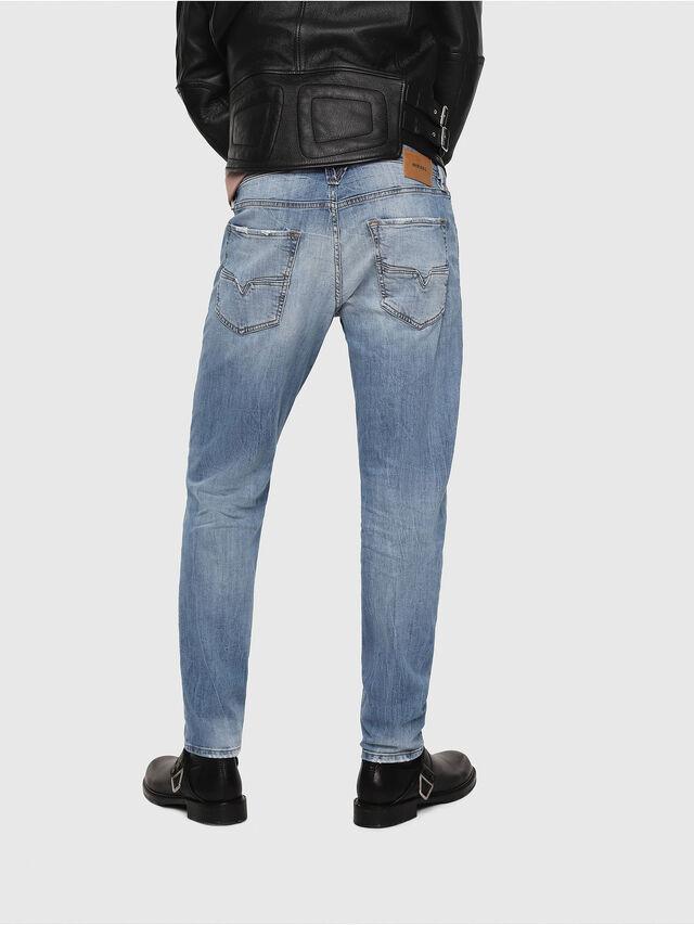 Diesel - Larkee-Beex 081AL, Bleu Clair - Jeans - Image 2
