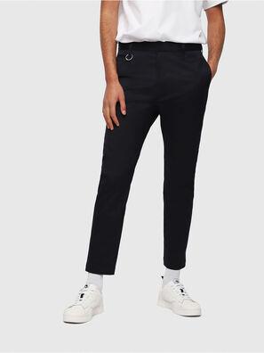 P-MAD-ICHIRO, Bleu Foncé - Pantalons