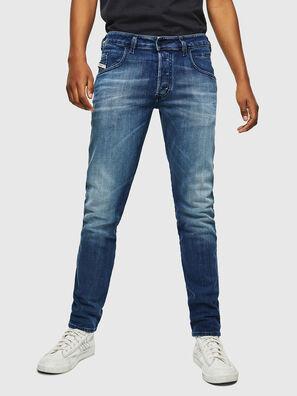 D-Bazer 0097Y, Bleu moyen - Jeans