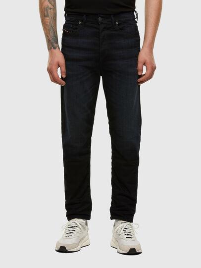 Diesel - D-Vider 084AY, Bleu Foncé - Jeans - Image 1