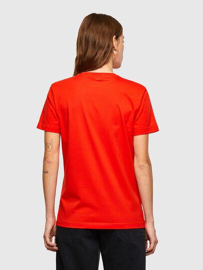 Diesel - T-DIEGOS-A11, Orange - T-Shirts - Image 2