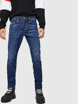 Buster 082AZ, Bleu Foncé - Jeans