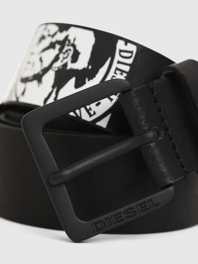 Diesel - B-MOICA, Noir - Ceintures - Image 2