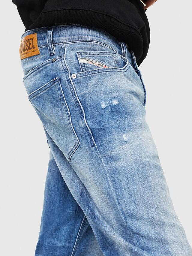 Diesel - D-Eetar 081AS, Bleu Clair - Jeans - Image 4