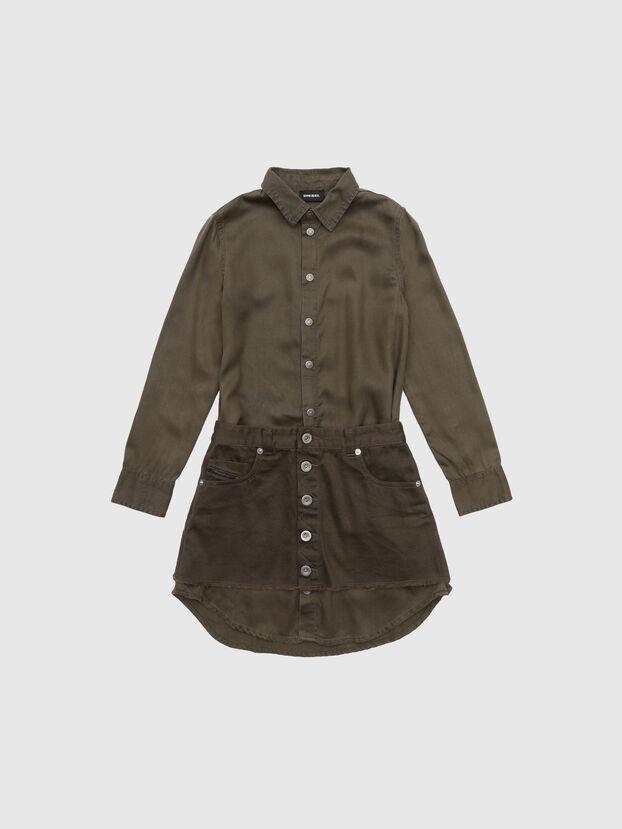 DESYZ, Vert Militaire - Robes