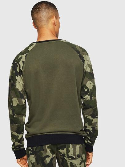 Diesel - UMLT-MAX, Vert Camouflage - Pull Cotton - Image 2