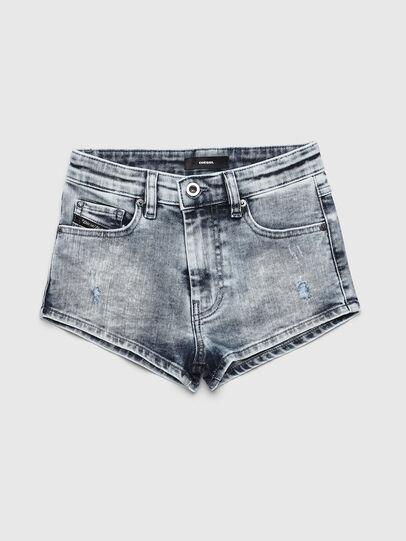 Diesel - PGINGHER, Bleu Clair - Shorts - Image 1