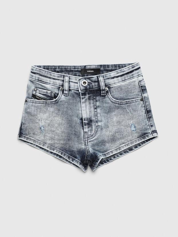 PGINGHER, Bleu Clair - Shorts