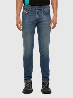 D-Strukt 009EI, Bleu moyen - Jeans