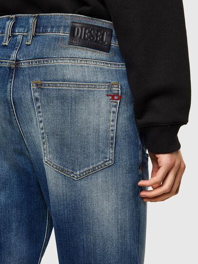 Diesel - D-Vider 009RS, Bleu Foncé - Jeans - Image 3