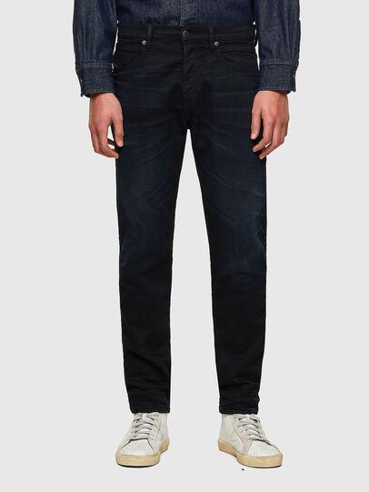 Diesel - D-Fining-Chino 084AY, Bleu Foncé - Jeans - Image 1