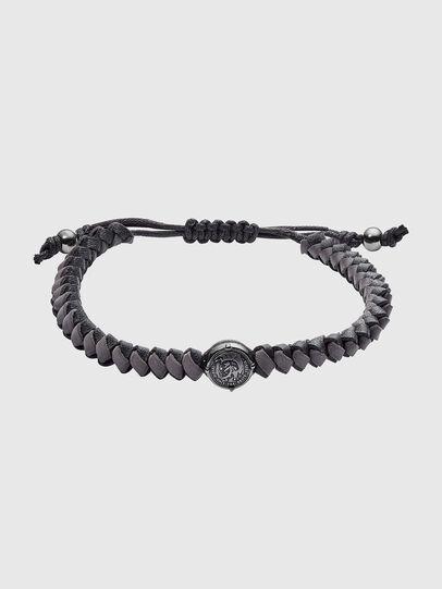 Diesel - DX1065, Noir - Bracelets - Image 1