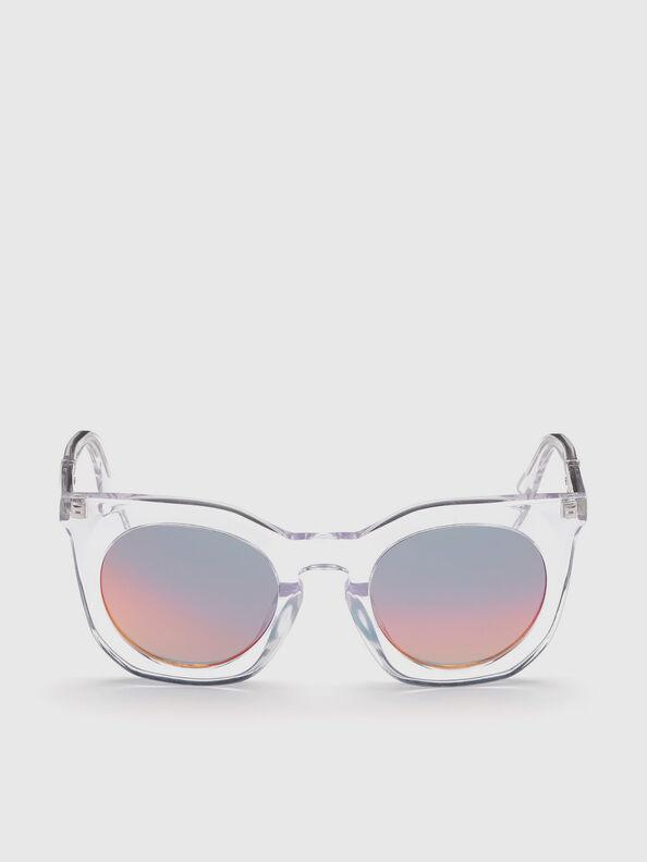 DL0283, Blanc - Lunettes de soleil