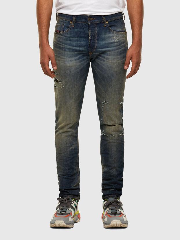 Tepphar 009GP, Bleu Foncé - Jeans