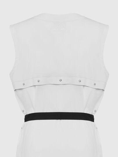 Diesel - D-FAIRY, Blanc - Robes - Image 5