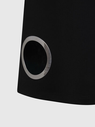 Diesel - D-EYESIE, Noir - Robes - Image 4
