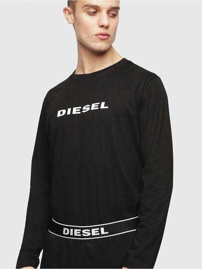 Diesel - UMSET-JUSTIN-JULIO, Noir - Pyjamas - Image 3