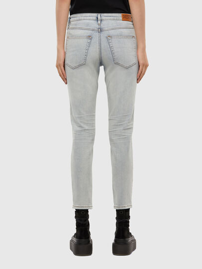 Diesel - Babhila 009JL, Bleu Clair - Jeans - Image 2