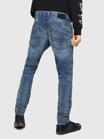 Diesel - Krooley JoggJeans 069HG, Bleu moyen - Jeans - Image 2