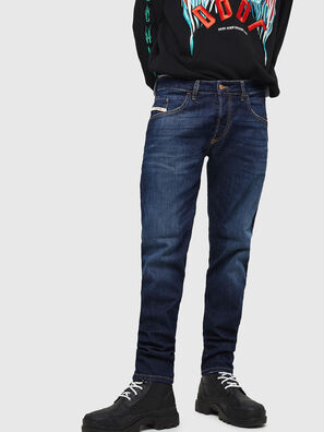 D-Bazer 082AY, Bleu Foncé - Jeans