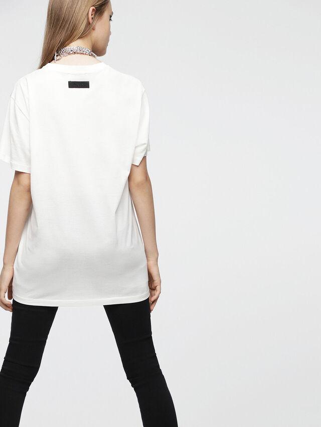 Diesel - T-DARIA-C, Blanc - T-Shirts - Image 2