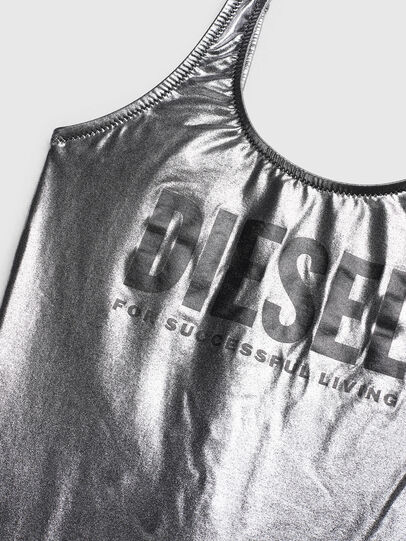 Diesel - MIAM, Gris argenté - Beachwear - Image 3