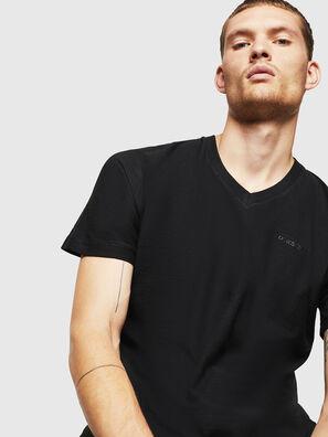 T-RANIS, Noir - T-Shirts