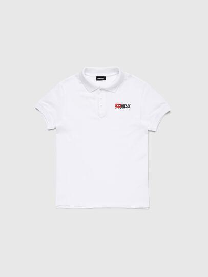 Diesel - TWEETDIV, Blanc - T-shirts et Hauts - Image 1