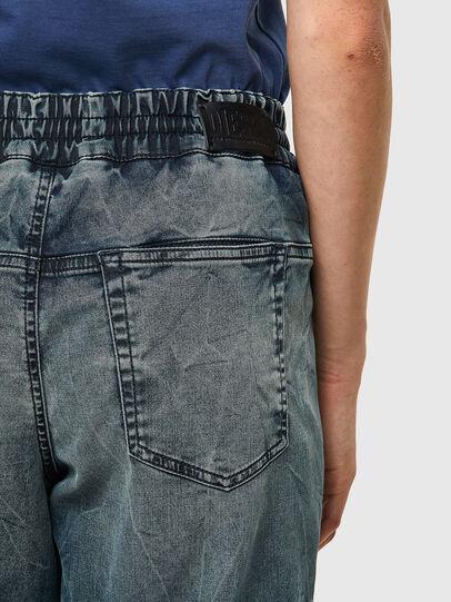 Diesel - Krailey JoggJeans® 069YG, Bleu moyen - Jeans - Image 4
