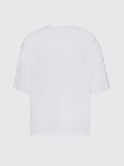Diesel - T-RASSEL, Blanc - T-Shirts - Image 2