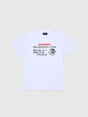 TDIEGOXBJ, Blanc - T-shirts et Hauts