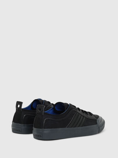 Diesel - S-ASTICO LOW LACE, Noir - Baskets - Image 3