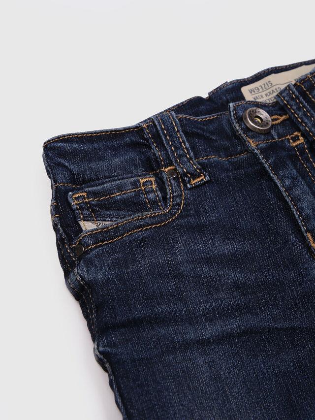 Diesel - GRUPEEN-B, Bleu Foncé - Jeans - Image 3