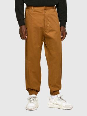 P-LEVOS, Marron - Pantalons