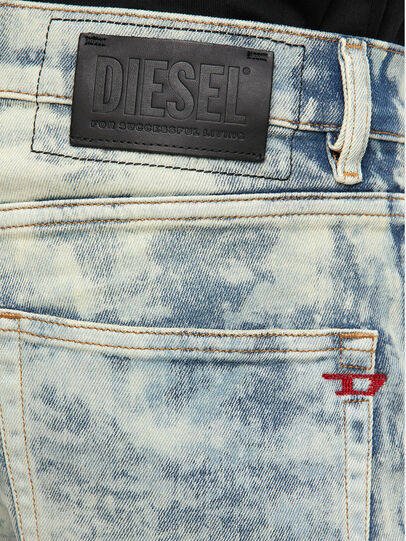 Diesel - D-Strukt 009FM, Bleu Clair - Jeans - Image 4