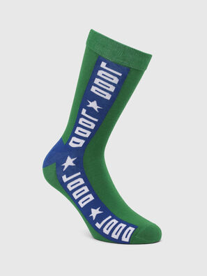 SKM-RAY, Vert - Chaussettes