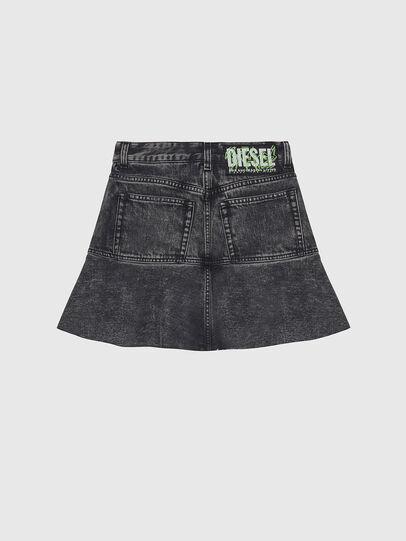 Diesel - DE-BETHY, Noir - Jupes - Image 2