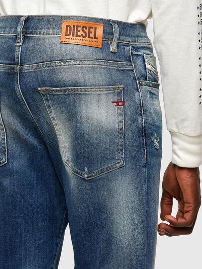 Diesel - D-Fining 009RS, Bleu Foncé - Jeans - Image 4