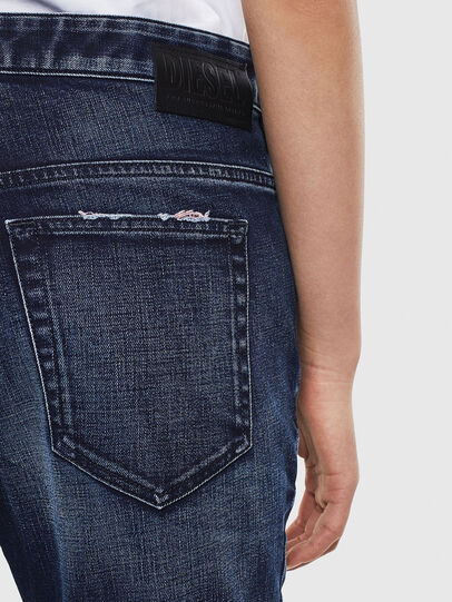 Diesel - Fayza 009BY, Bleu Foncé - Jeans - Image 5