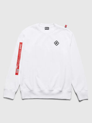 CC-S-BAY-COLA, Blanc - Pull Cotton