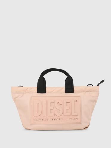 Petit sac cartable en nylon rembourré